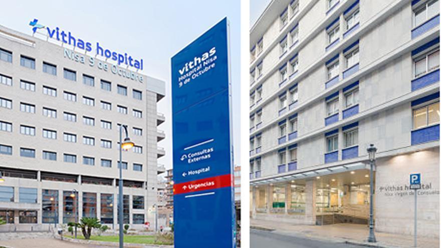 El 9 de Octubre y el Consuelo concentran siete de los premios a los mejores hospitales de España