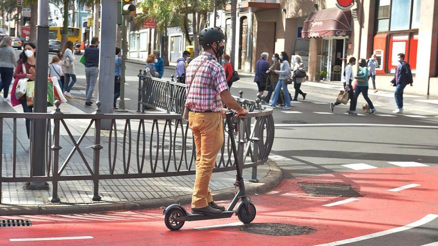 La normativa de Tráfico que regula el uso de los patinetes eléctricos entra en vigor