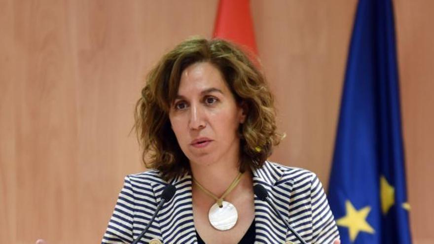 """Irene Lozano: """"El CSD velará por que el deporte sea una punta de lanza tras la crisis"""""""