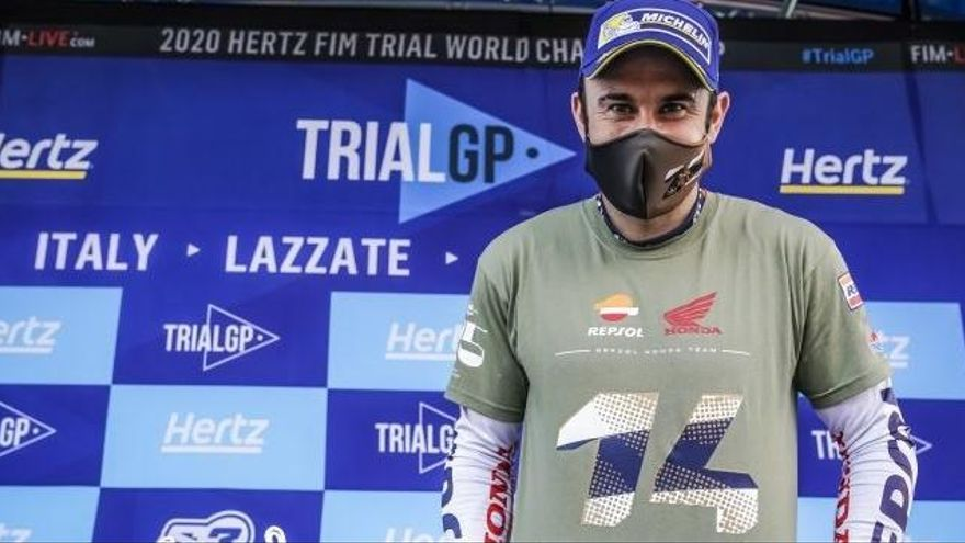 Toni Bou levanta en Italia su 28º campeonato mundial