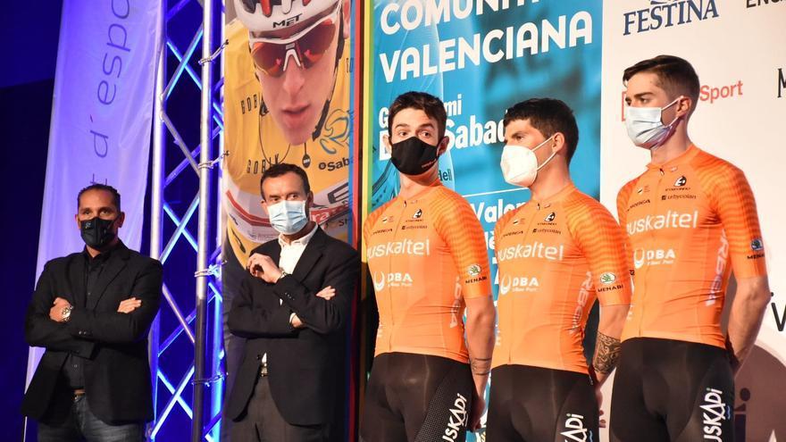 La Vuelta Ciclista a la Comunidad Valenciana toma Elche