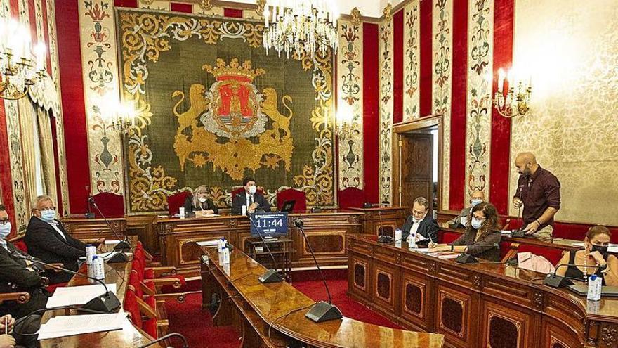 Barcala: Un alcalde solo