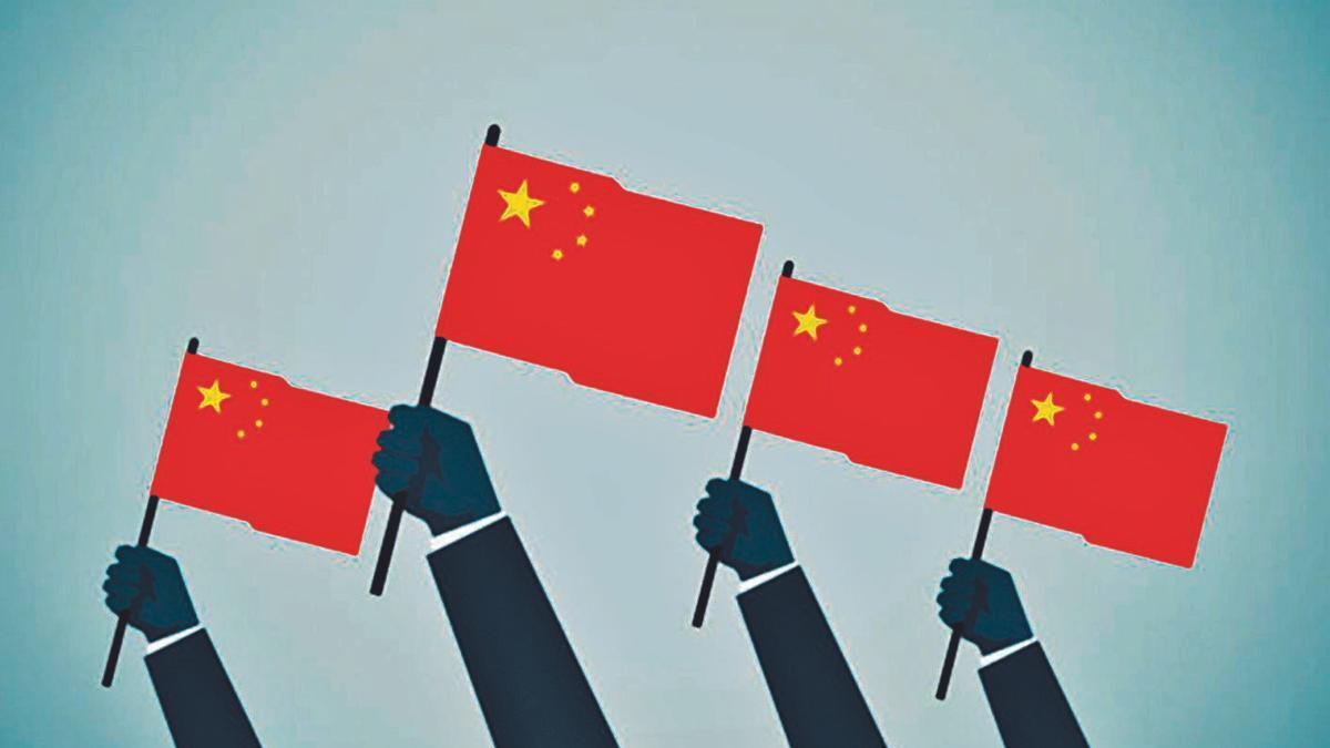 China y el nuevo  orden mundial
