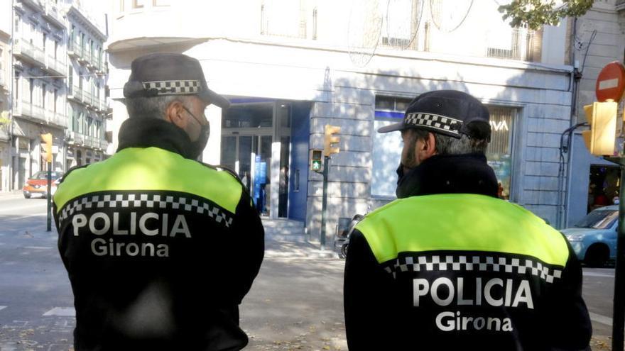 La pandèmia fa pujar un 67% les trucades dels gironins a la policia per sorolls, incivisme o sensació d'inseguretat