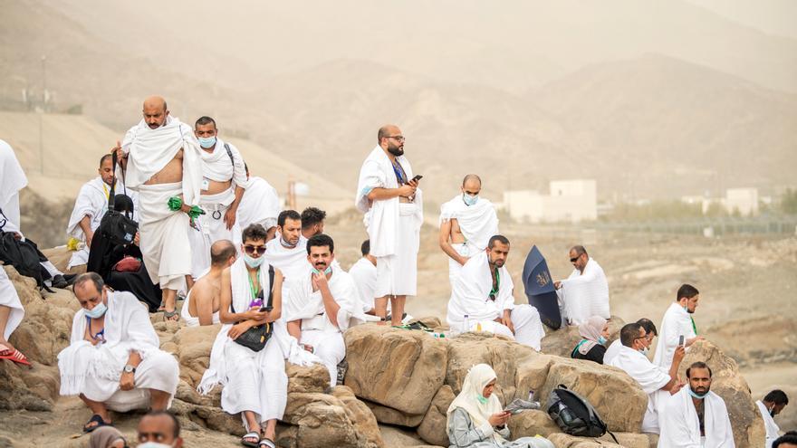 Arranca uno de los grandes peregrinajes para los musulmanes en La Meca