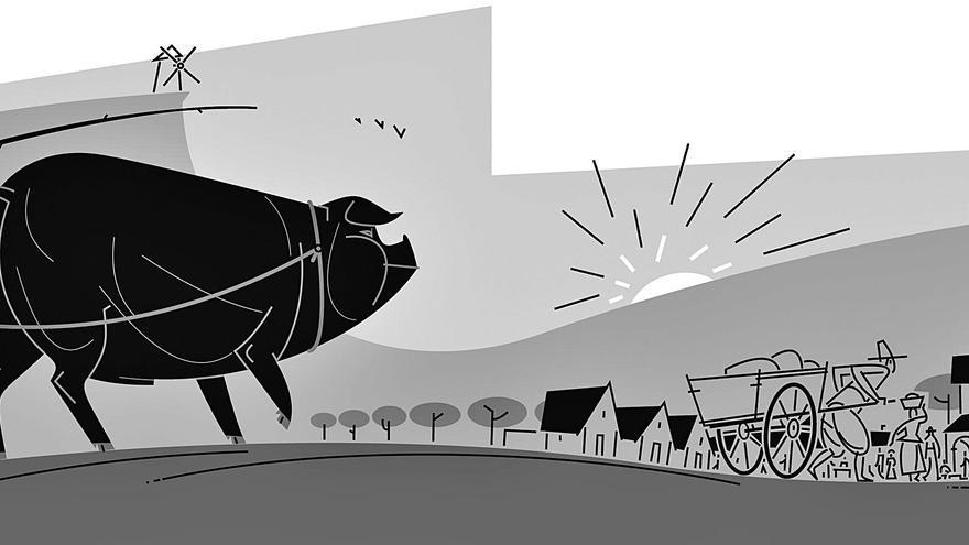 La venda del porc