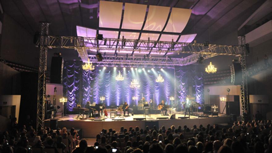 Auditorio internacional de Torrevieja