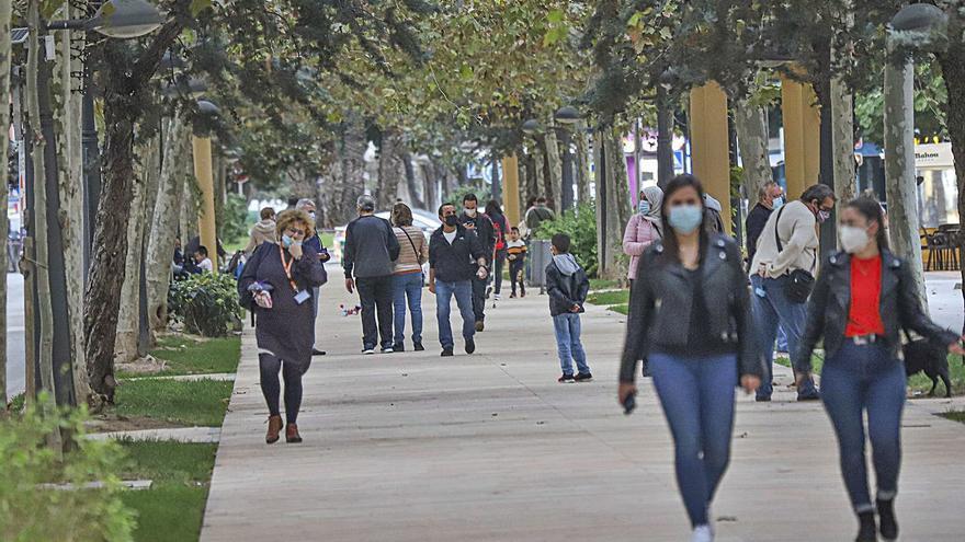 Orihuela impone más de 400 multas por ir sin mascarilla
