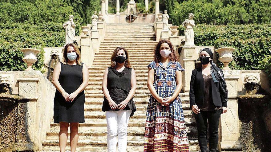 El Govern inicia el traspaso de la ordenación turística al Consell de Mallorca