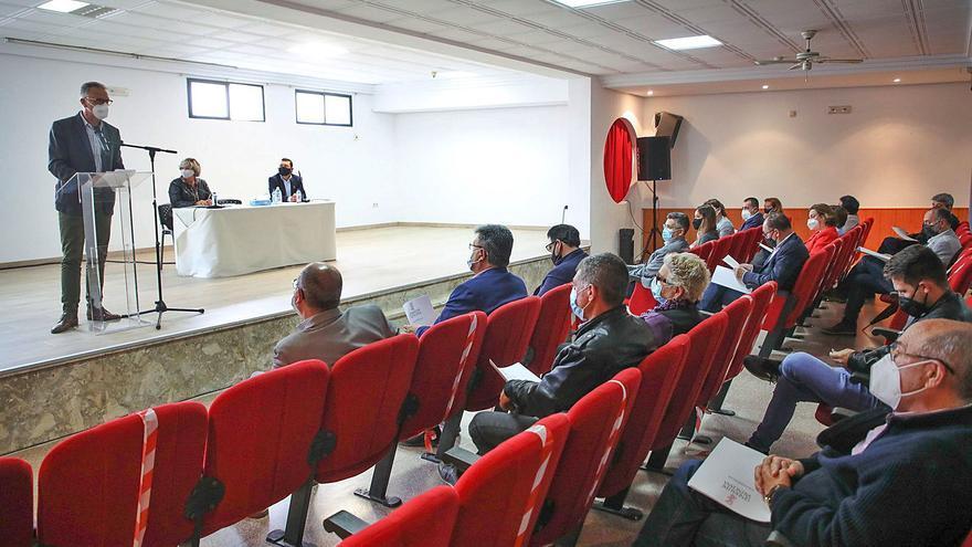 La Vega Baja pacta «in extremis» un manifiesto en defensa del Tajo-Segura