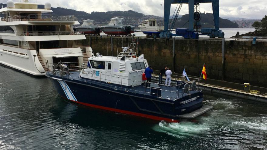 Mar cambia la puja de dos patrulleras de Gardacostas para evitar que quede desierta