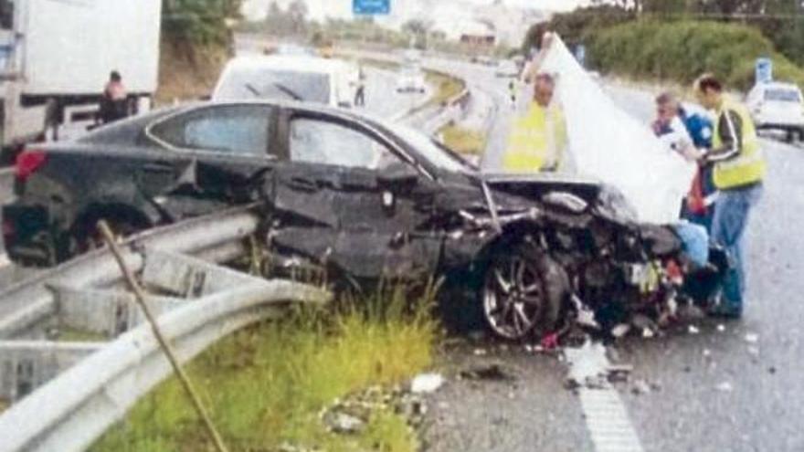Revocado el fallo que condenó a Audasa a pagar 300.000 euros por un accidente