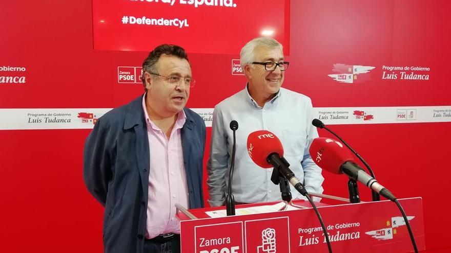 El PSOE recuerda a la Junta su compromiso con la variante de Rihonor, en Sanabria