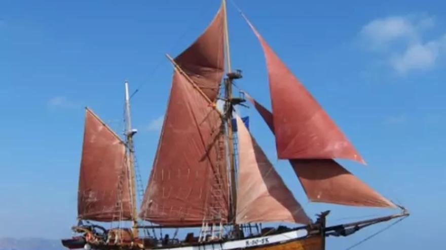 El barco centenario de investigación Toftevaag visitará Águilas y Cabo de Palos en julio