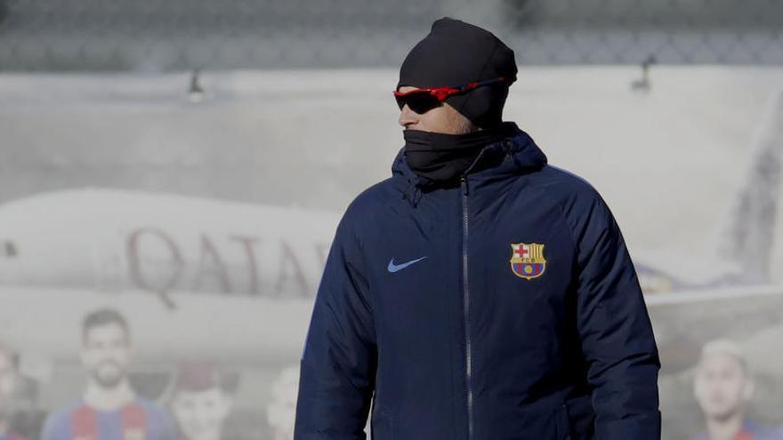 """Luis Enrique: """"Està més a prop el dia en què guanyarem a Anoeta"""""""