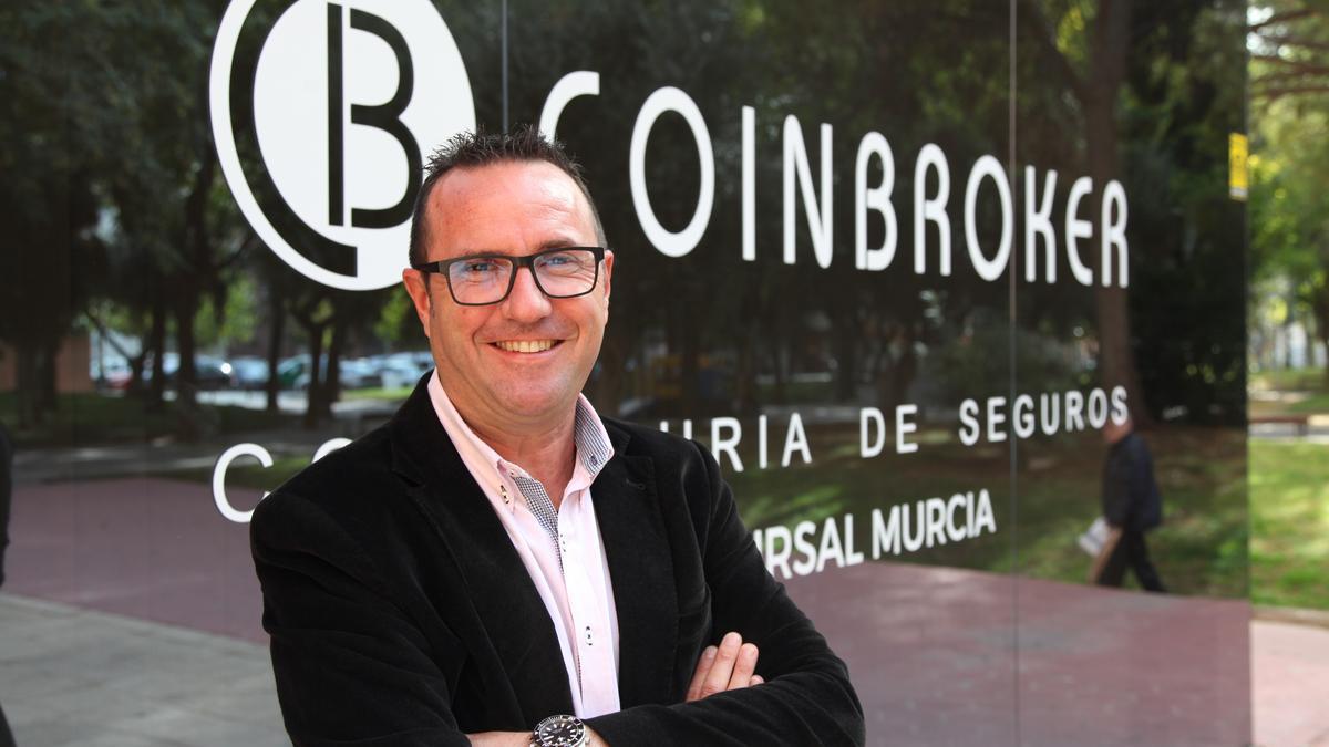 Alberto Moreno, director de Coinbroker