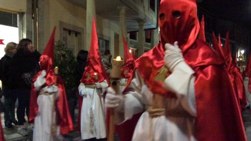 Procesión de San Pedro en Avilés