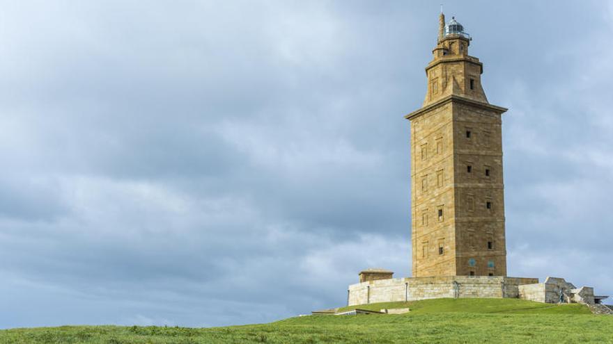 La Torre de Hércules se construyó un siglo antes de lo que se pensaba