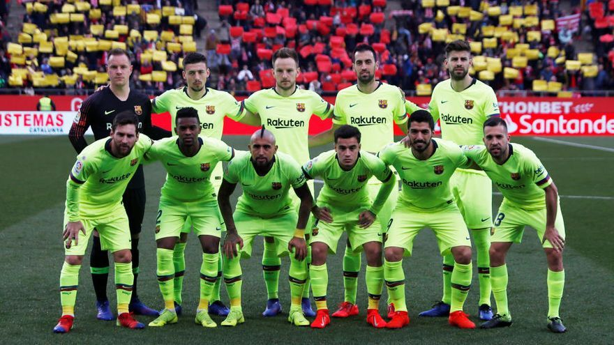 LaLiga Santander: Girona-Barcelona