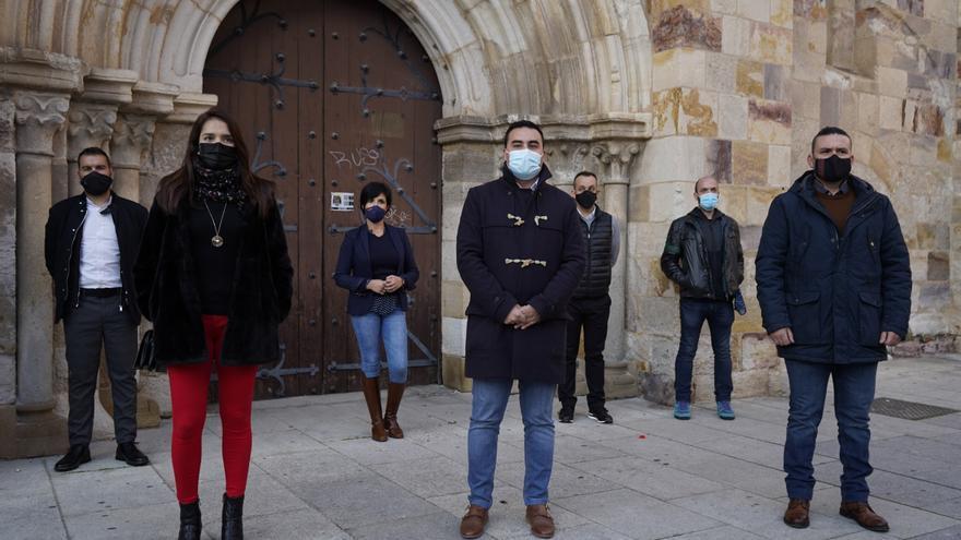 """Alfonso Martín se presenta como alternativa """"sin herencias"""" para presidir el Santo Entierro de Zamora"""