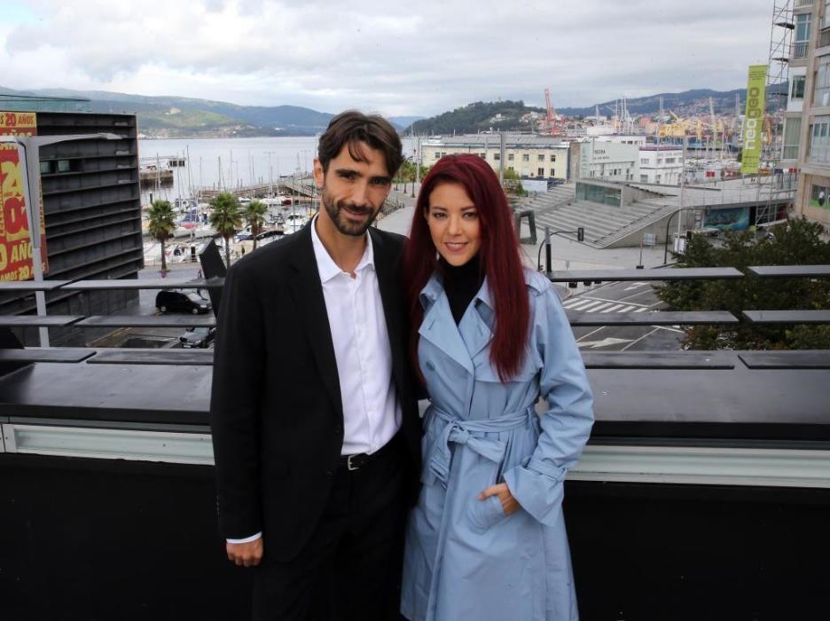 Telemundo rueda en Vigo 50 escenas para la serie Enemigo Íntimo, emitida por Netflix