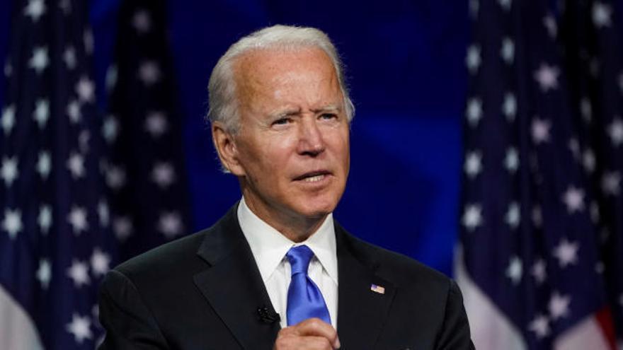 Biden acepta la candidatura demócrata