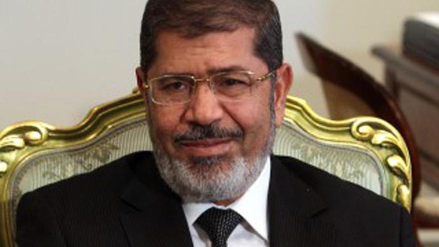 Fallece el expresidente de Egipto Mohamed Mursi