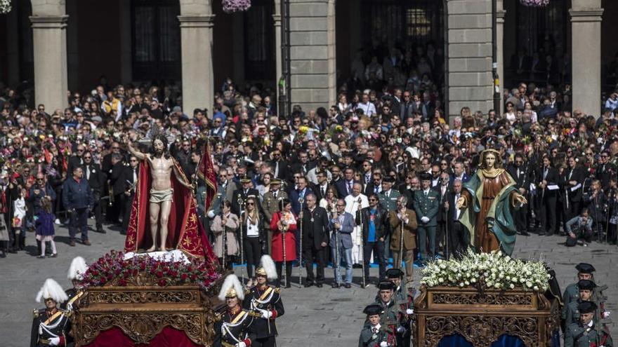 Semana Santa Virtual: Procesión de la Santísima Resurrección