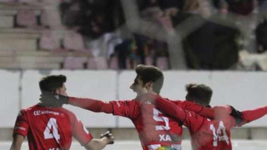 Fútbol: No habrá ascenso directo para el Zamora CF y sí un play-off a Segunda B