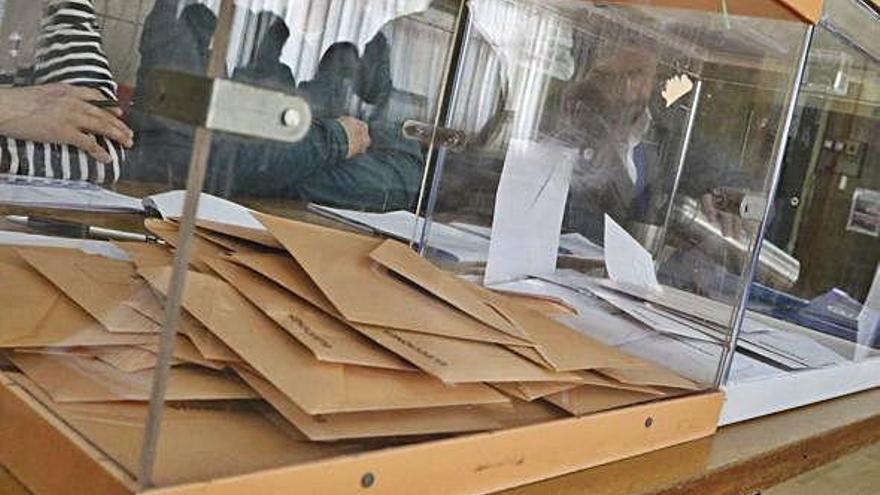 El voto emigrante decidirá el cuarto senador en Zamora, disputado en 18 votos