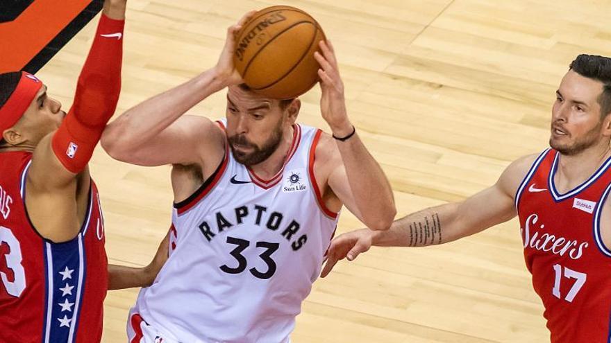 Los Raptors se meten en la final de la Conferencia Este, que disputarán ante los Bucks