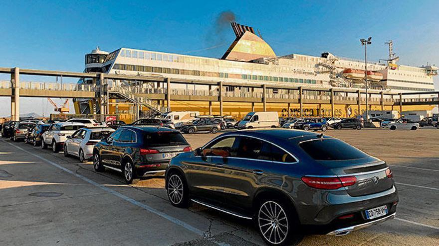 Neue Fähre Mallorca-Toulon: Die Franzosen kommen