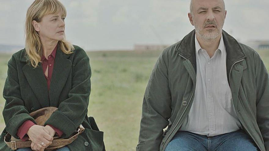 Aliaga y Marco muestran sus nuevas películas en la Seminci