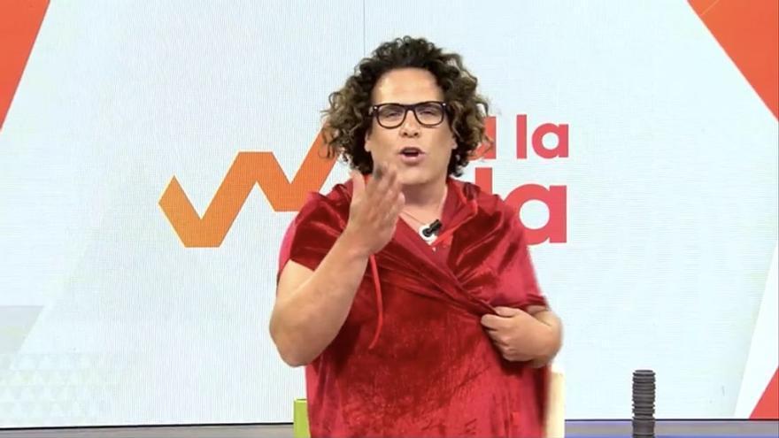 """Torito critica el lenguaje inclusivo y lanza un dardo a Yolanda Díaz por usar """"matria"""""""