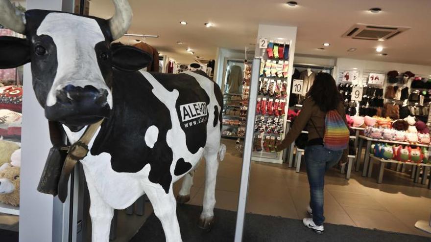 Ale-hop, la vaca con filosofía de agricultor