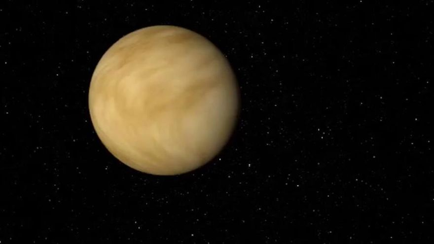 Astrónomos detectan indicios de vida microbiana en la atmósfera de Venus