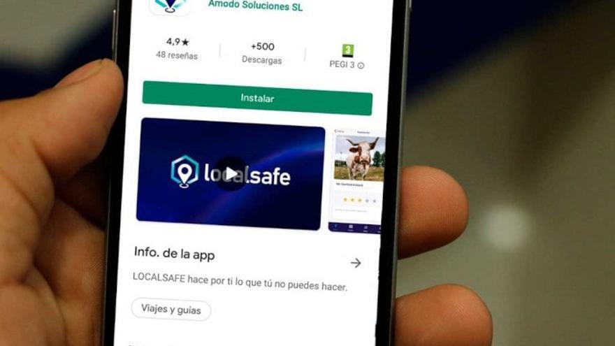 Una 'app' gallega permite conocer los locales más seguros frente al Covid-19