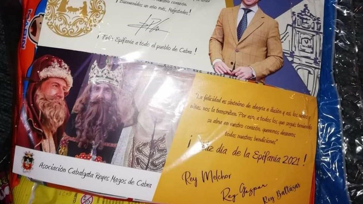 """La asociación Cabalgata de Reyes Magos de Cabra dice que la situación """"se ha sacado de contexto"""""""