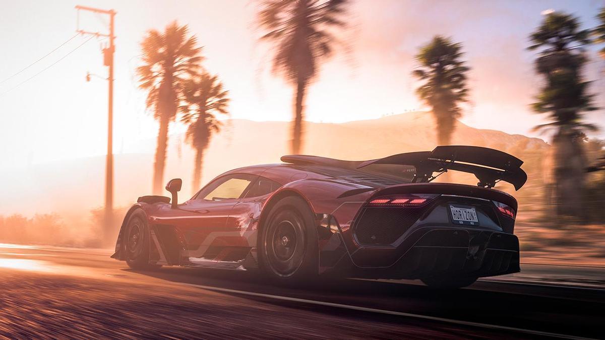 Una imagen de 'Forza Horizon 5'.