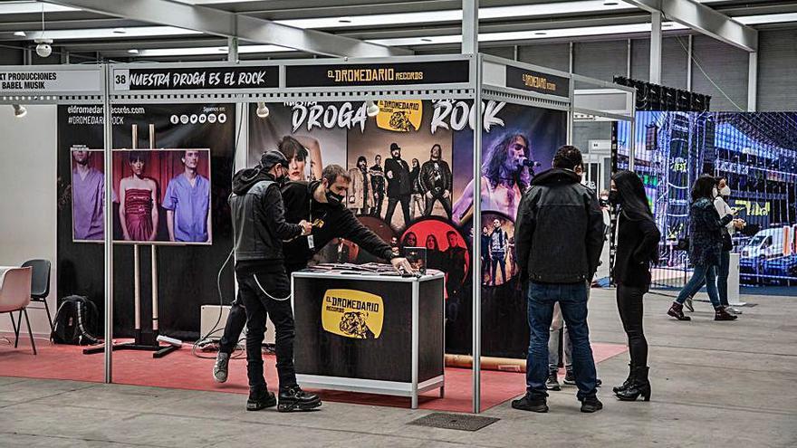 El éxito de la Feria de la Industria Musical en Zamora asegura una segunda edición