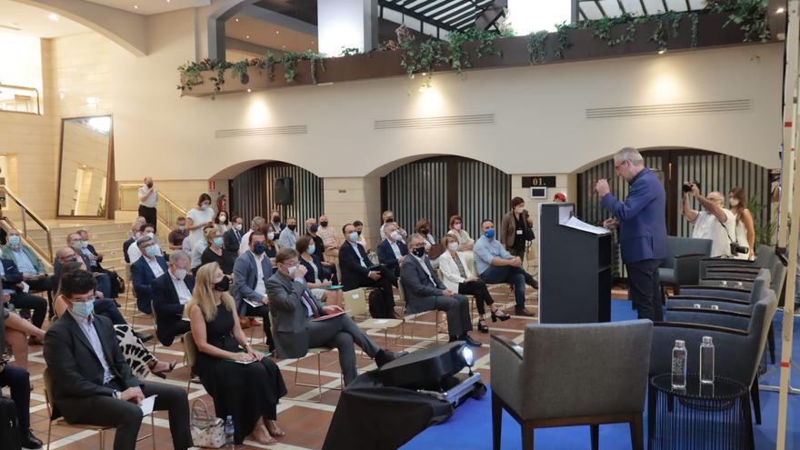 'Mediterráneo' y Facsa han analizado los ejes de la recuperación en el III Foro del Agua de Castellón