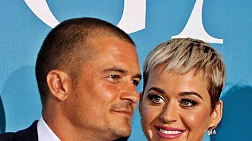 Katy Perry pensó en suicidarse tras una ruptura con Orlando Bloom