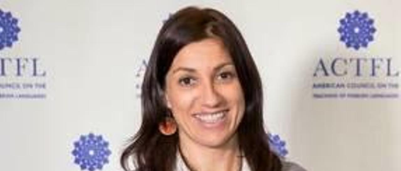 Una cullerense logra por segunda vez un prestigioso premio docente de EE UU