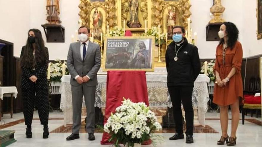 Presentan en Villafranca el cartel de la fiesta de San Isidro