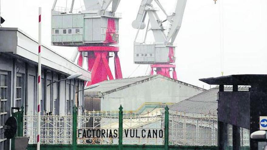 Madrid defiende ahora la continuidad de la actividad naval en los terrenos de la antigua Vulcano