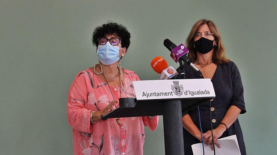 L'Ajuntament d'Igualada incrementa en un 30% la despesa d'atenció social