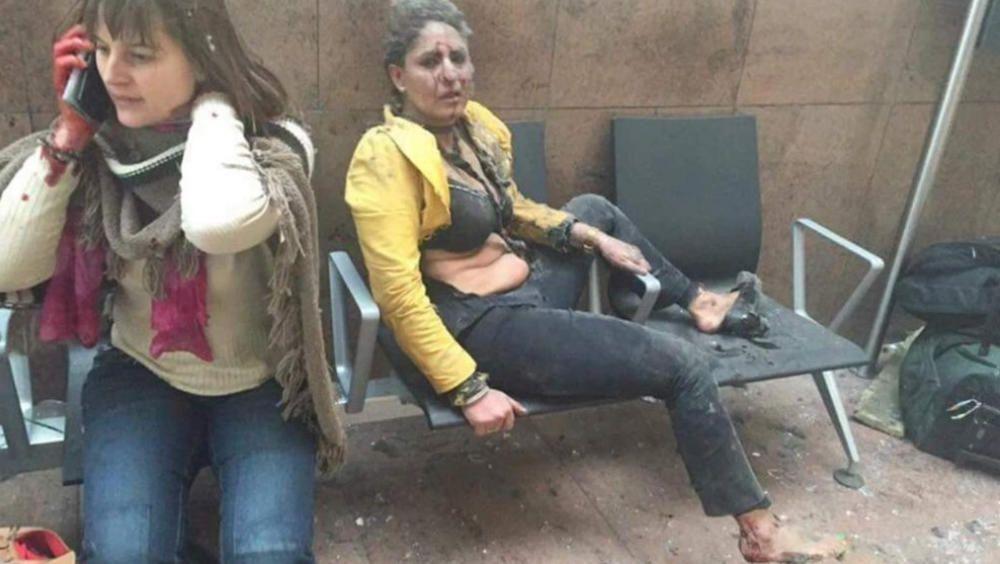 Atemptats terroristes a Brussel·les