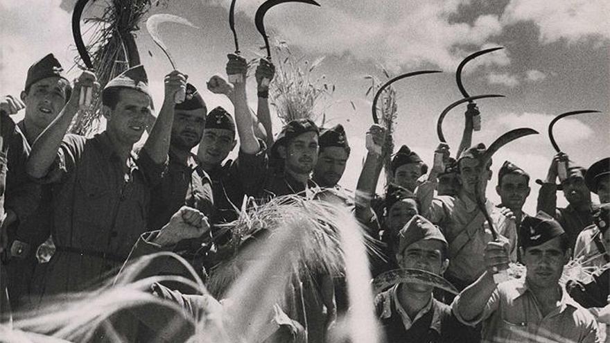 Fotos de la Guerra Civil o 'El Quijote', entre lo más visto en la Biblioteca Nacional digital