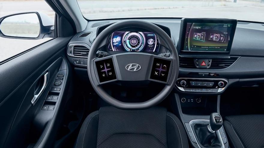 Hyundai muestra en vídeo su cockpit del futuro