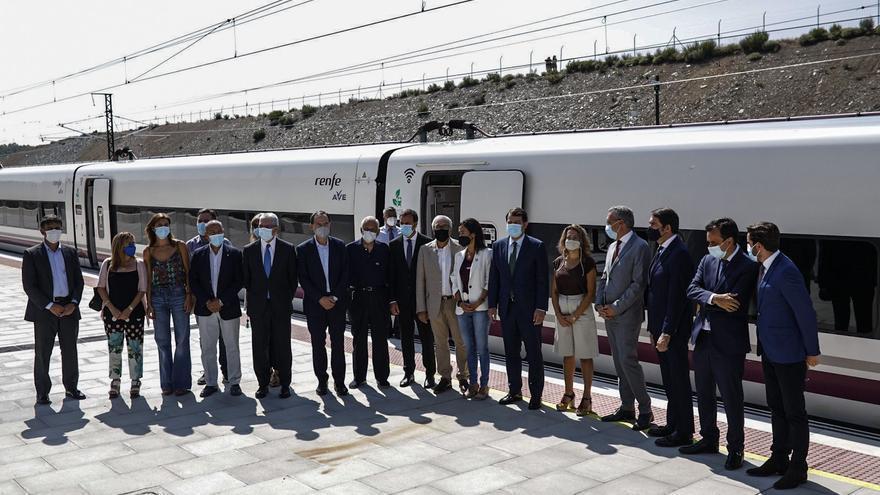 La ministra de Transportes vincula el AVE a Sanabria con el reto demográfico
